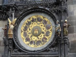 Uhr-Prag