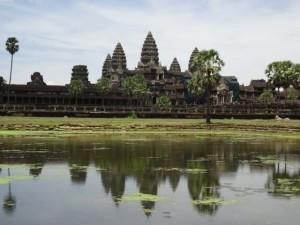 Kambodscha -Angkorwat