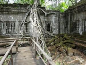 Kambodscha-Bengmealea