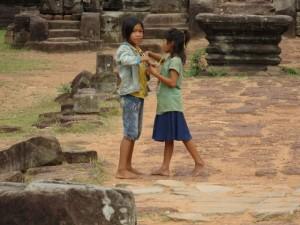 Kambodscha -kinderbakong