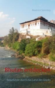 Cover Reiseführer Bhutan entdecken