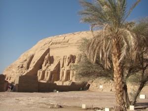 Tempel Abu Simbel