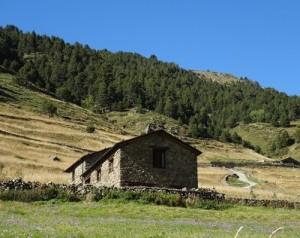 Andorra Landschaft