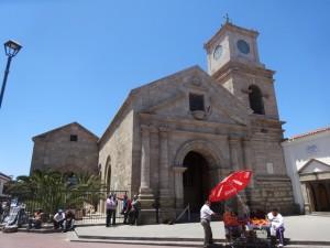 Kirche in La Serena