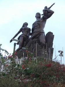 Denkmal Dakar