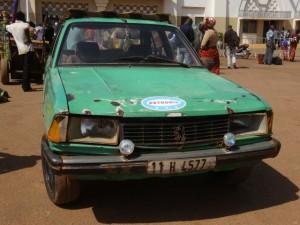 Taxi Afrika