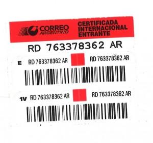 Correo argentina