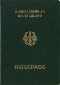 vorläufiger pass