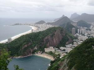 Aussicht vom Corcovado