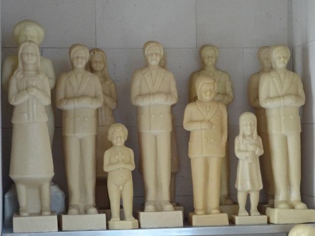 Pilgern in Fatima