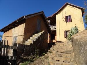 Haus in Fianarantsoa