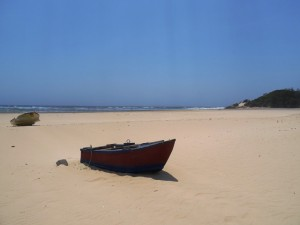 Praia de Tofo