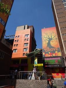 Braamfontein Johannesburg Reiseblog von Autorin Beatrice Sonntag