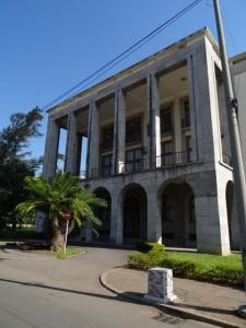 Minisuerium Maputo Reiseblog von Autorin Beatrice Sonntag