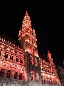 Grande Place Brüssel Reiseblog von Autorin Beatrice Sonntag