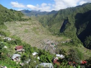 Banaue auf Luzon