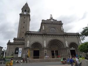 Kathedrale Manila