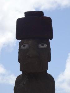 Osterinsel, Moai