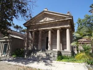 Santiago de Chile Friedhof