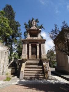 Friedhof Santiago
