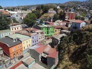 Altstadt Valparaiso