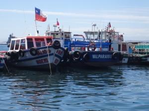 Hafen von Valparaiso