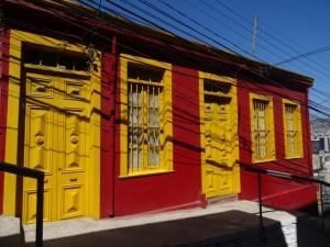 Altstadt von Valparaiso