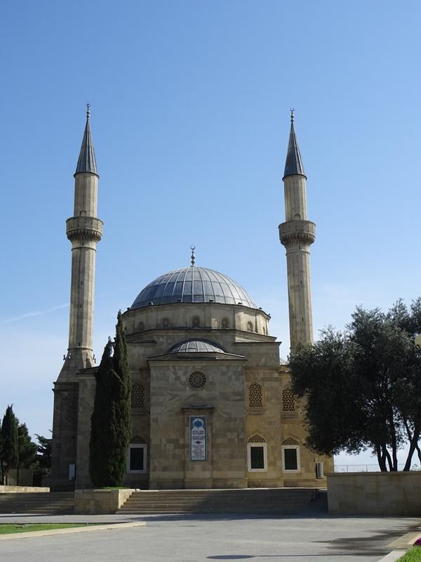 Moschee in Baku