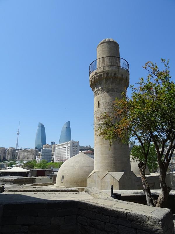 Shirwanshah Palast Baku