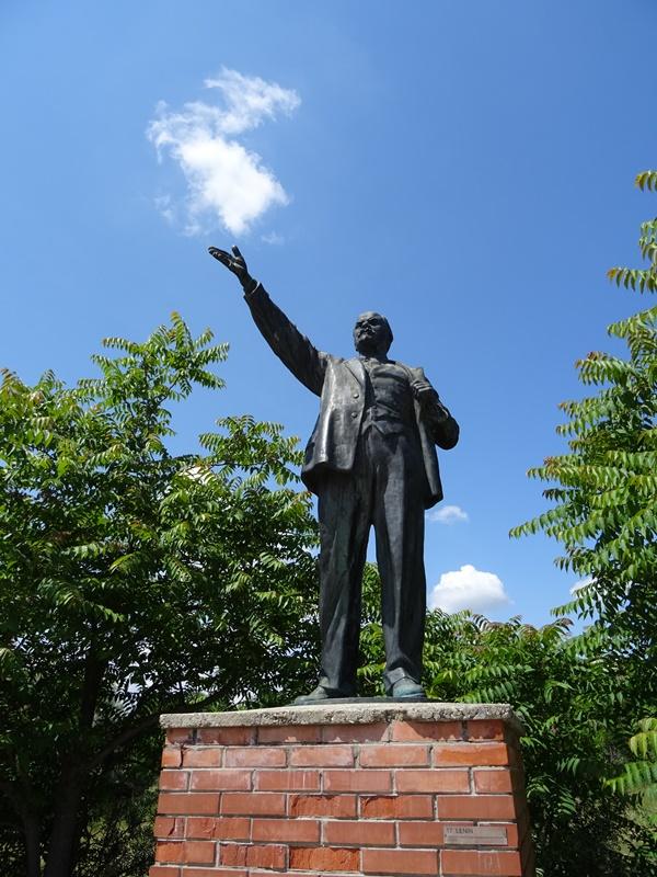 Lenin, Memento Park