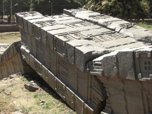 Stele Nr 1 in Aksum