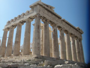 Reiseberichte Akropolis
