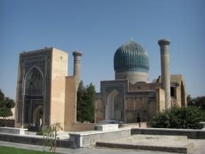 Mausoleum Gur Emir