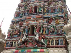 Hindutempel in Kuala Lumpur