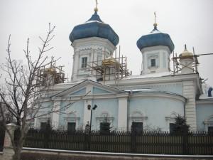 Zwiebeltürmchen in Chisinau