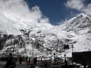 Karo La Gletscher Tibet