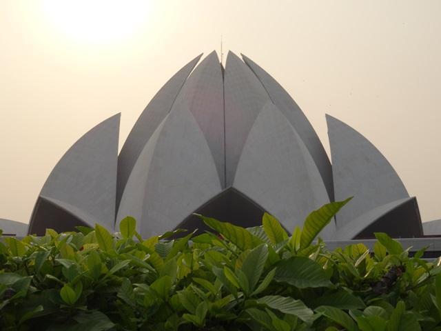 Lotus Tempel, Delhi