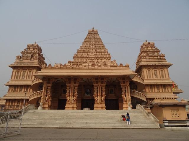 Chhattarpur Tempel