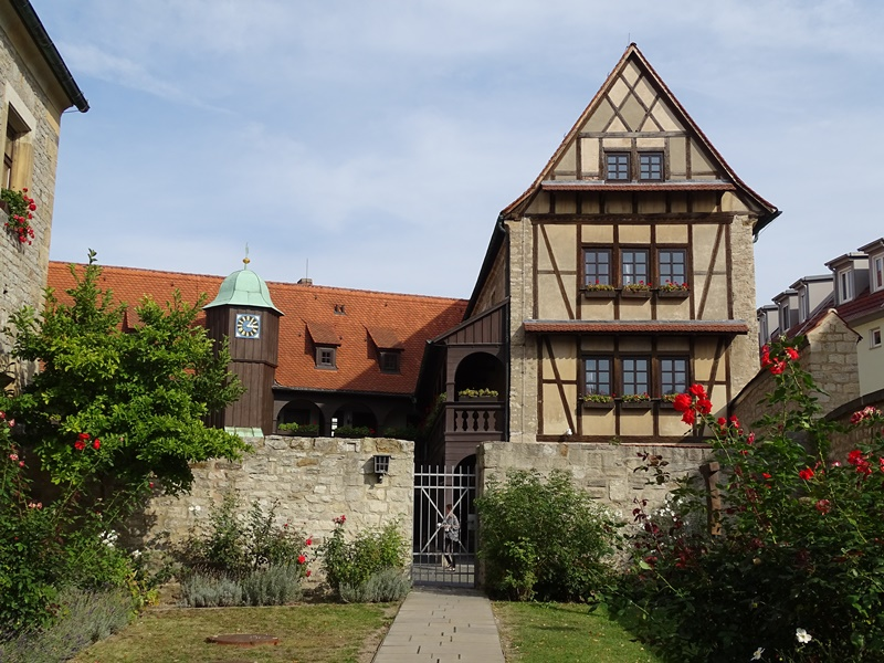 Kloster, Luther