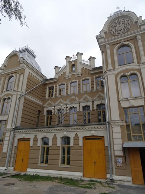 Grodno, Synagoge