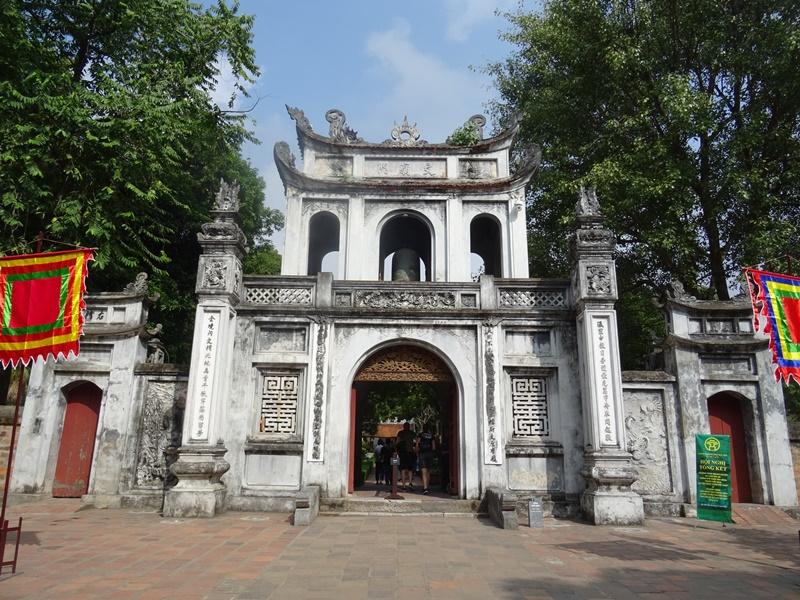 Literaturpalast Hanoi