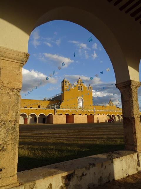 Izamal Kloster
