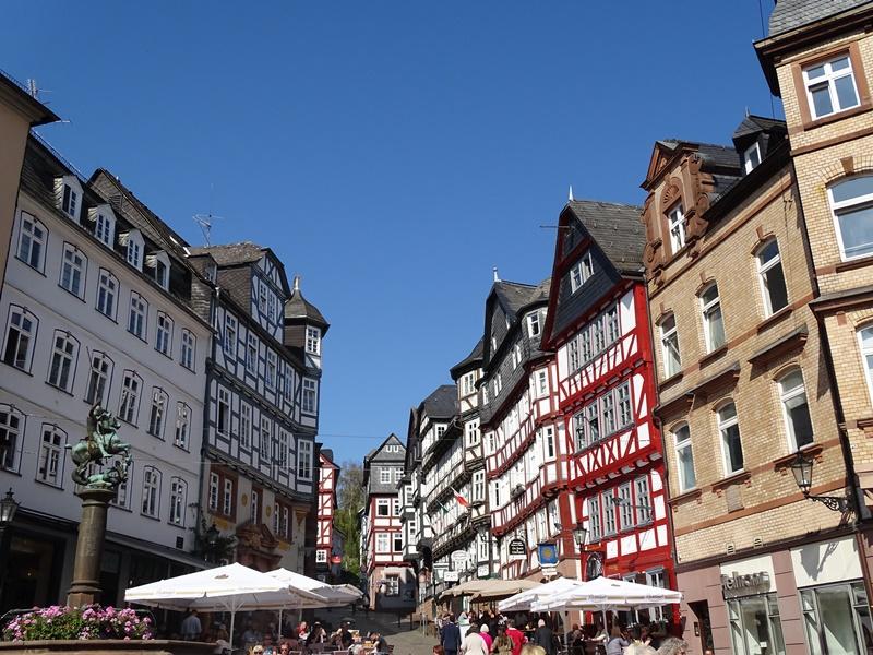 Marktplatz Marburg