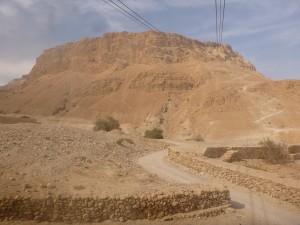 Massada Festung