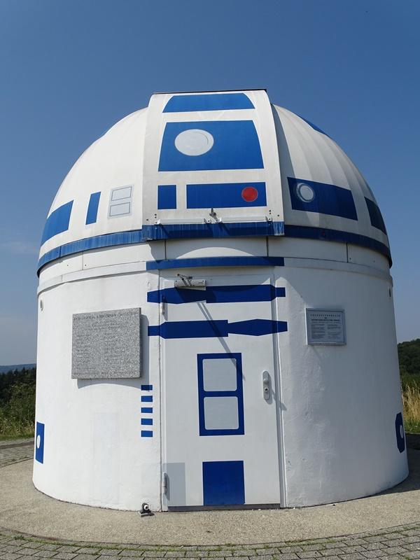 R2D2 in Deutschland