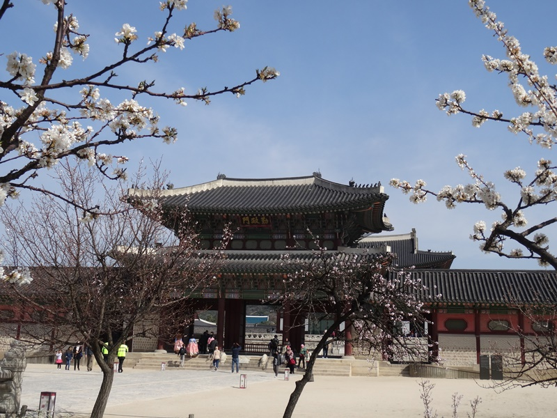 Seoul Kaiserpalast