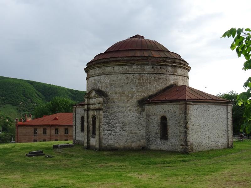 Sheki Khanspalast
