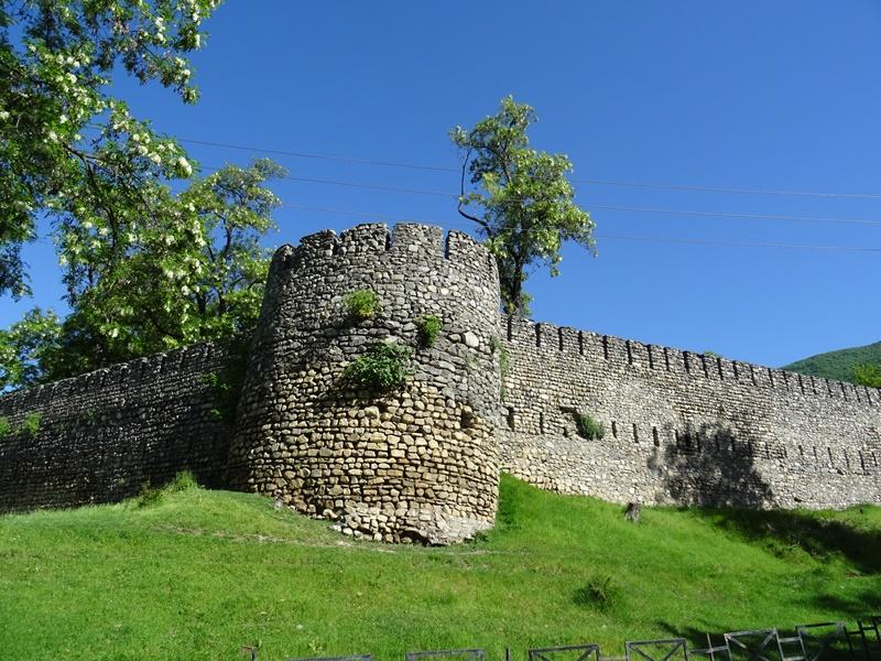 Festung Sheki