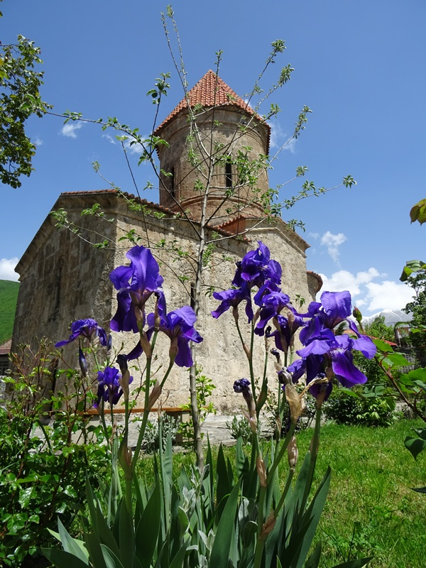 Kaukasisch albanische Kirche