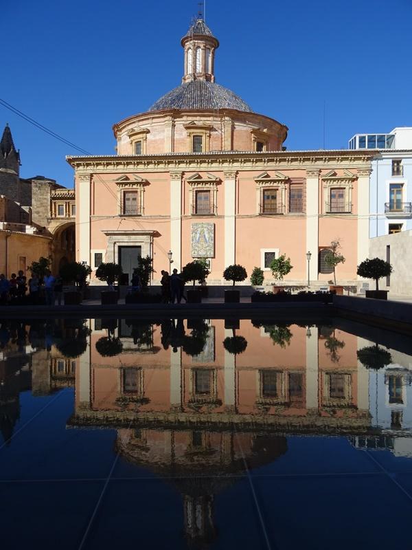 Valencia Basilika